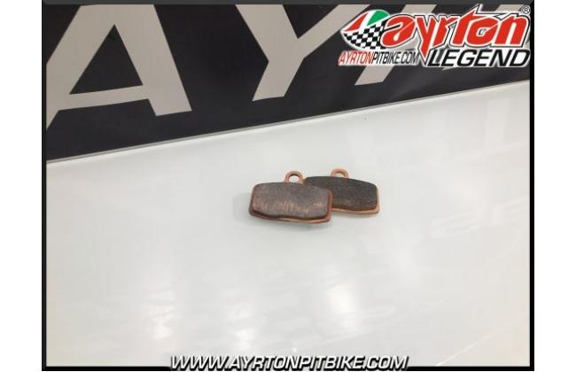 4 Piston Formula Pads