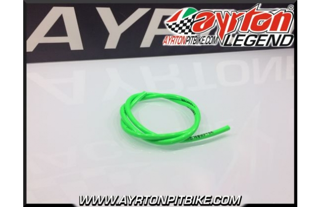 Green Monster Silicone Fuel Hose