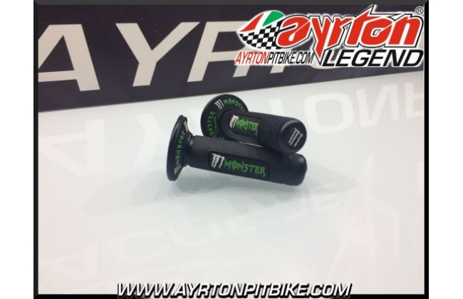 Monster Pitbike Grips