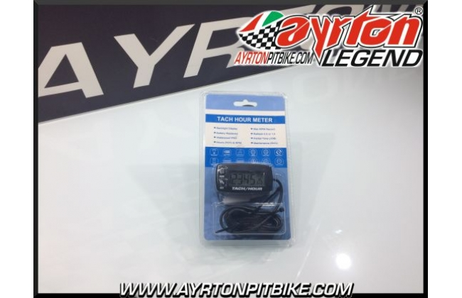 High Quality Resettable Hour And Tachometer