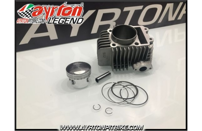 Cylinder And Piston Kit Zs155 Gpx