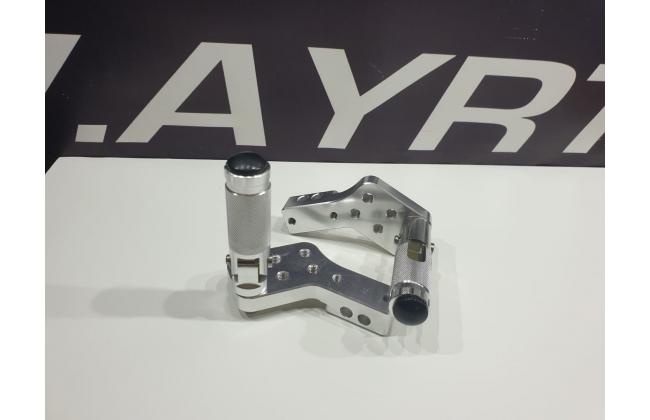 Multi Adjustable Pit Bike Rear Sets