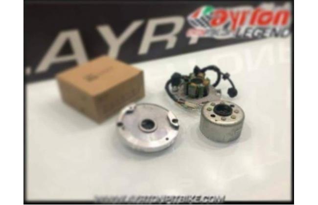 Flywheel Medium, Gpx, Yx
