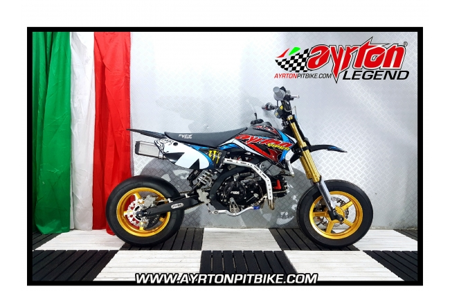 * Super Offer For The Latest Models * Pit Bike Evo Motard 2018