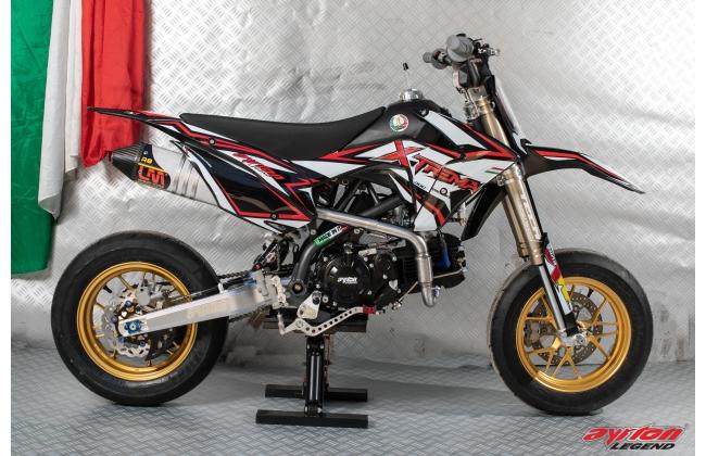 Ayrton Xtrema Italy Factory 2019 Motard