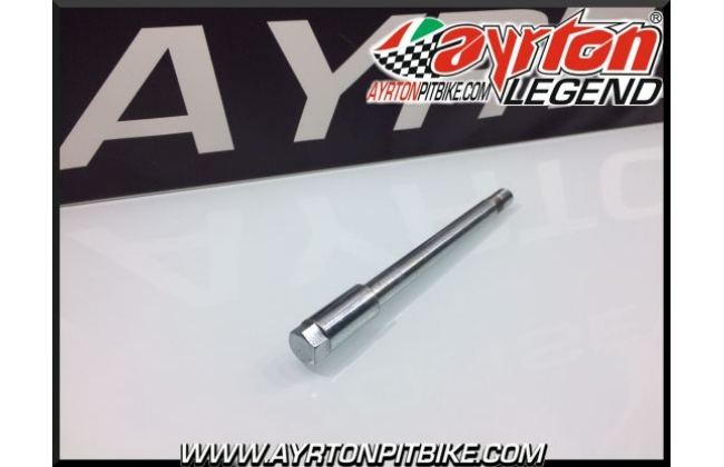 High Quality Pit Bike Front Wheel Axle