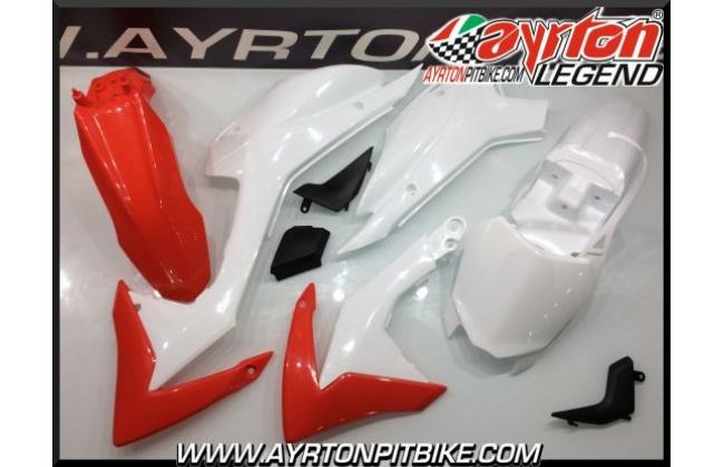 Plastic Kit Crf110 Style Pit Bike