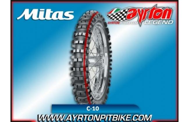 Pit Bike Cross Mitas C-10 Tire 80 / 100-12