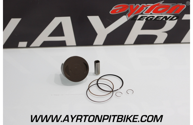 COMPLETE PISTON FOR PITBIKE ZS190 ENGINE