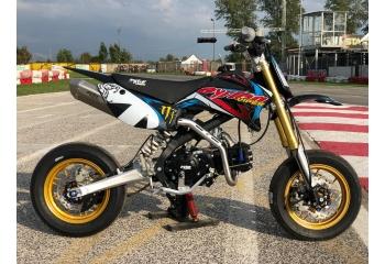 Pit Bike Ayrton Viper Pro 2.0 Evo 2020 Motard