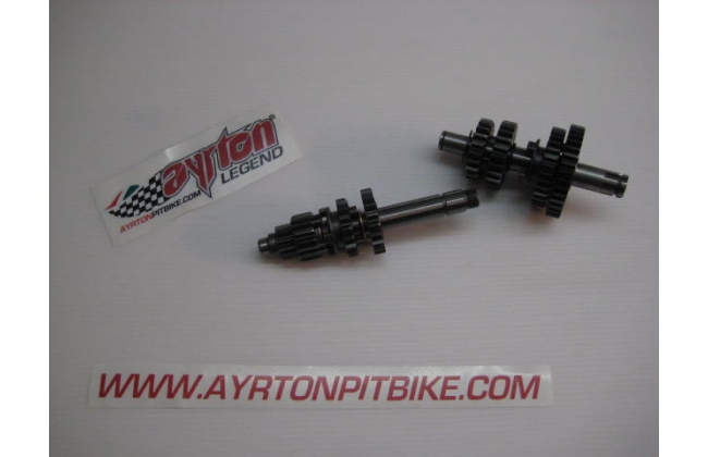 Complete Gearbox For Yx 125 And Yx 140