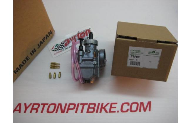 Keihin Carburetor Pe 28 Japan (official Calibration Keihin Italy X Pit Bike)