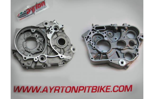 Crankcase Pair Yx 150/160 Right + Left Pit Bike
