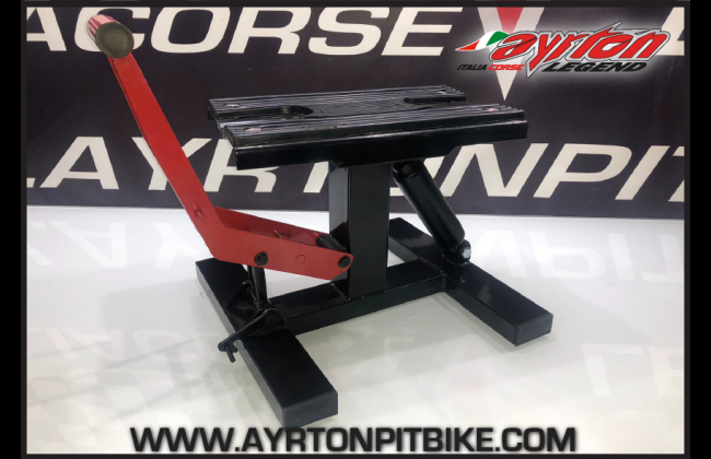 High Quality Pitbike Stand With Hydraulic Piston