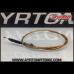 Neon Yellow Pitbike Clutch Cable