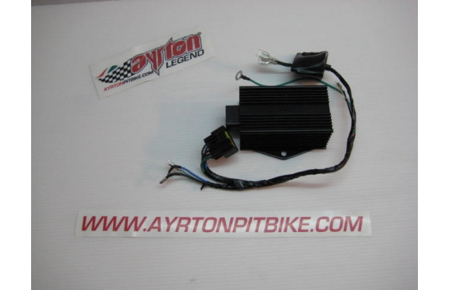 Control Unit And Increased Digital Pit Bike Wiring