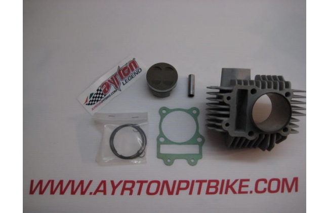 Cylinder And Piston 4v Yx 60mm
