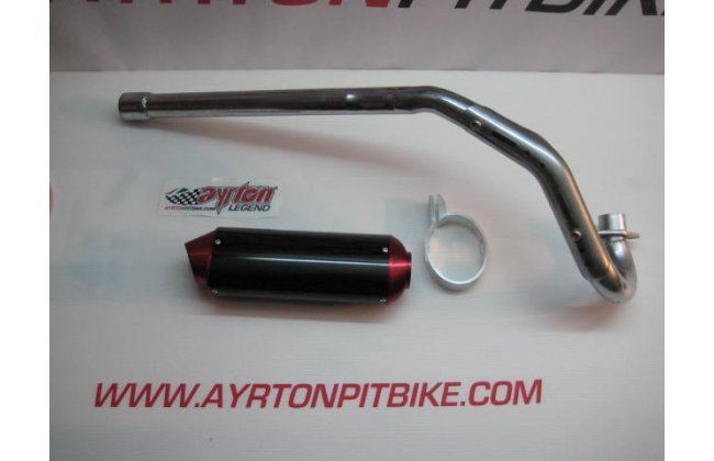 Manifold And Pitbike Exhaust