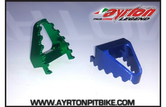 Final Cnc Brake Pedal For Pitbike