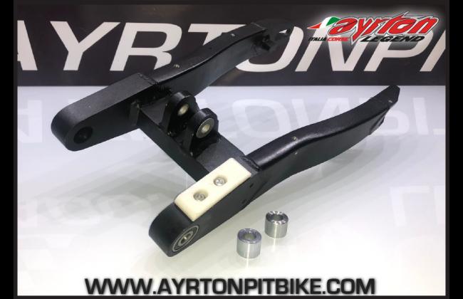 Pitbike Swingarm In Box Steel
