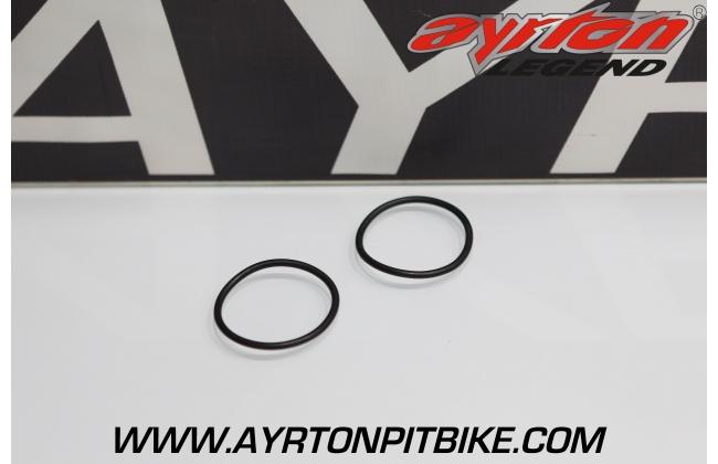 o- ring oil cap filter gasket pit bike