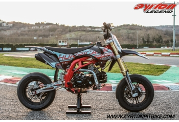 Pit Bike Hurricane Zs155 2020 Motard