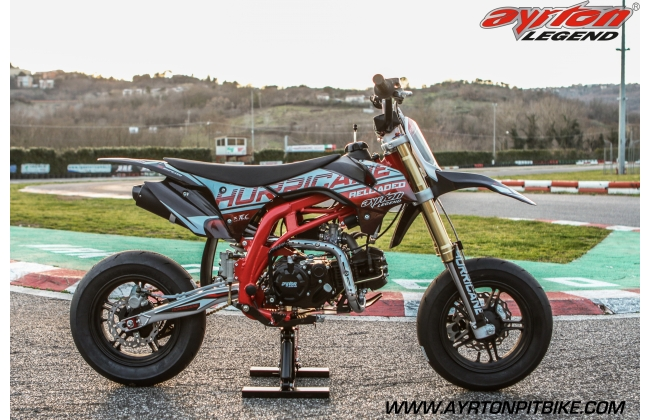 Pit Bike Hurricane Zs155 2020 Motard