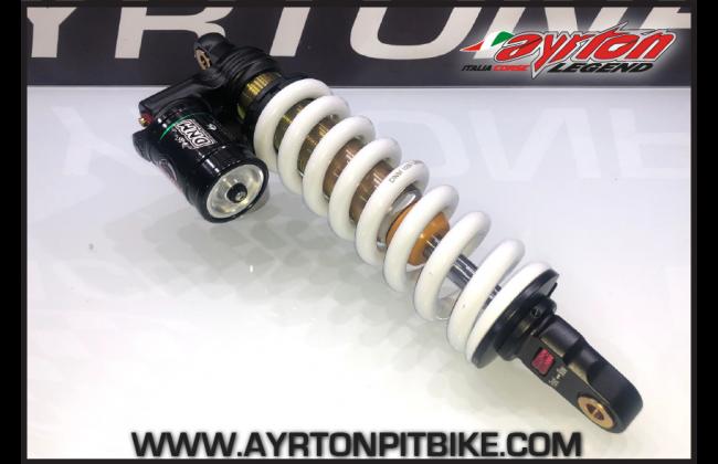 Pitbike Monoshock Dnm Hornet Race 4 Adjustments