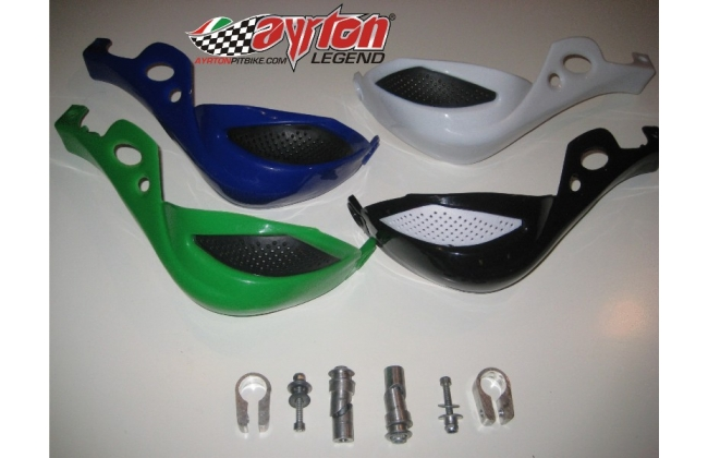 Ayrtek Component Closed Handguards In Special Nylon