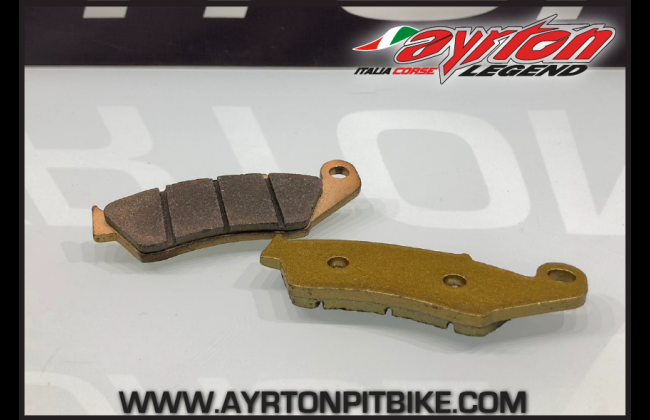 Brake Pads Caliper Replica Pitbike Crf450 Z Brake