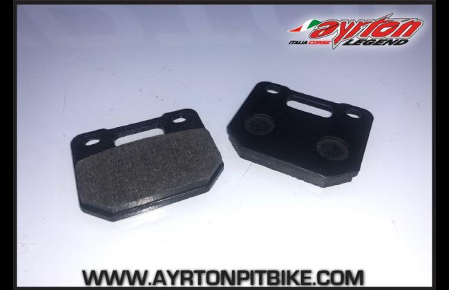 Brake Pads For 4 Piston Pitbial Radial Caliper