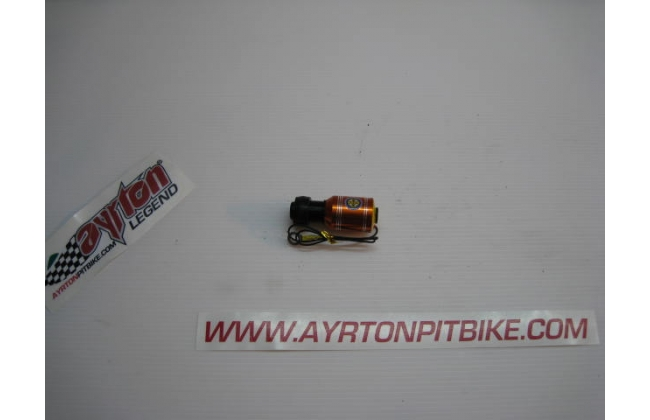 High Capacity Current Amplifier