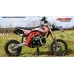 Pit Bike Hurricane Zs155 Race Pro Cross Tech Suspension Italy