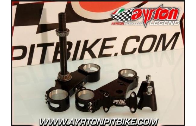 Airtek Cnc Aluminum Steering Plates Kit