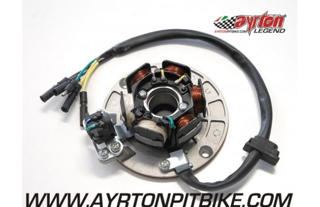 2014 Medium Weight External Rotor Ignition