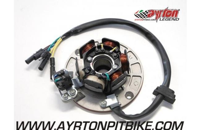 Medium Weight External Rotor Ignition