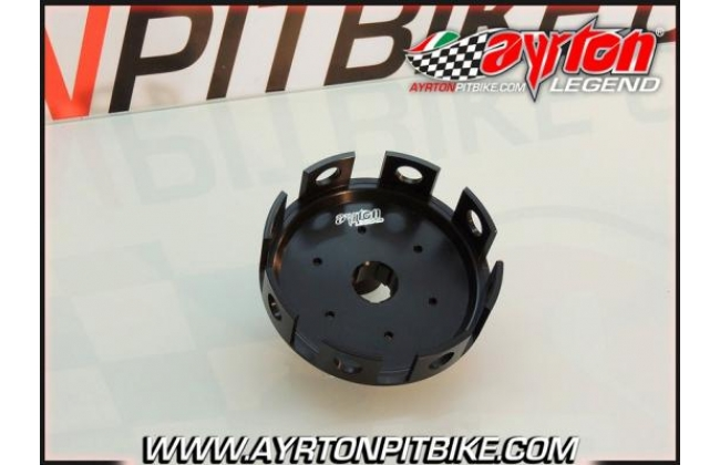 Ergal Clutch Bell Ayrton Racing Pit Bike
