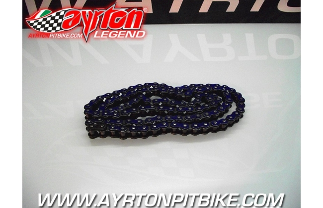 Transmission Chain Race 420 Blue 108l