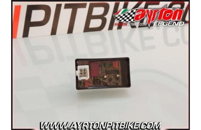 Racing Pit Bike Control Unit Transparent Bottom 5 Pin Connector
