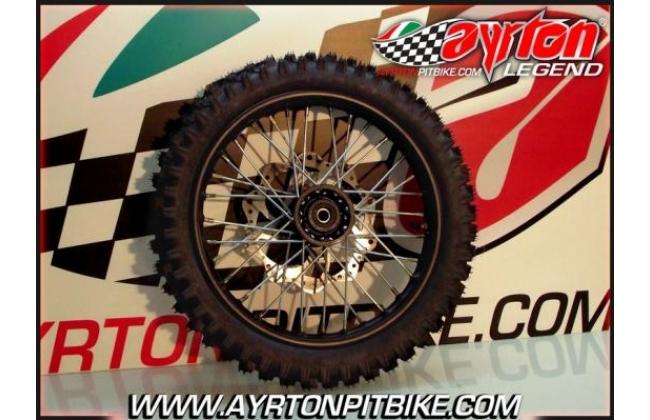 Front Cross Black Pit Bike 14