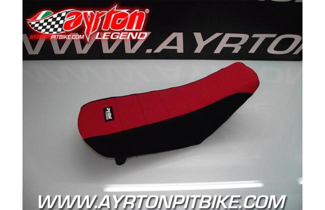Saddle Cover Two-tone Anti-slip Ttr
