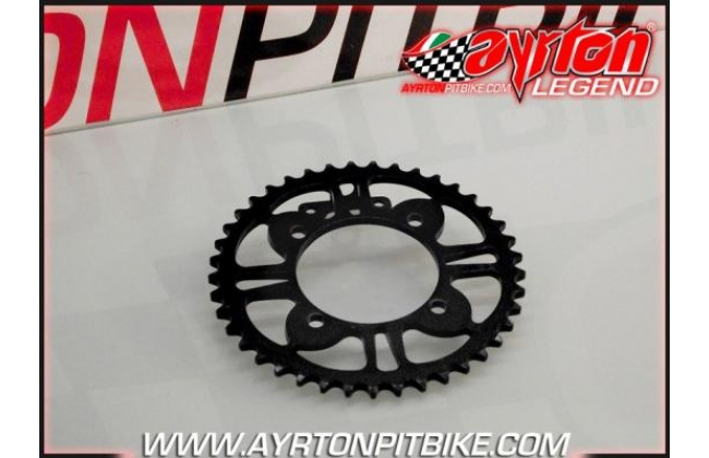 Pit Bike Crown With 4 Cross Spokes