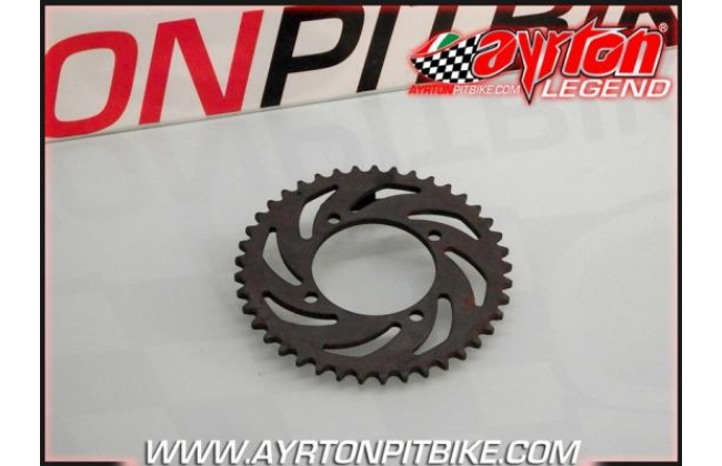 Pit Bike Chainring 8 Rolling Spokes
