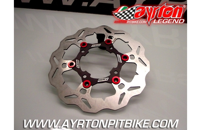 Brake Disc New Faor Floating Pit Bike 210mm