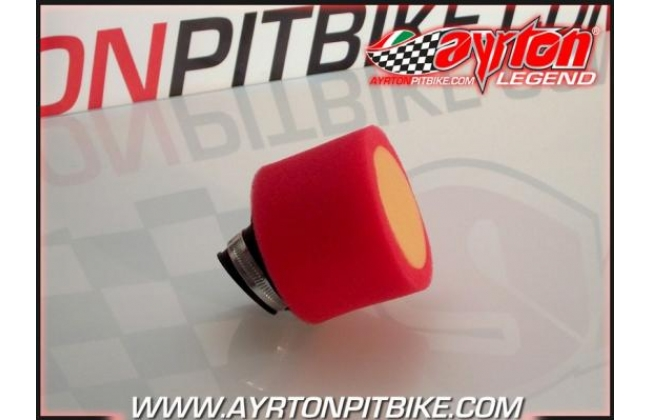 Air Filter 42 Red Pit Bike