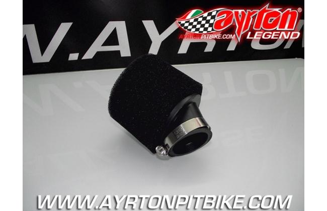 49mm Black 45 Pit Bike Air Filter