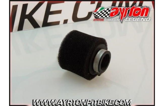 Double Membrane Straight Pit Bike Air Filter