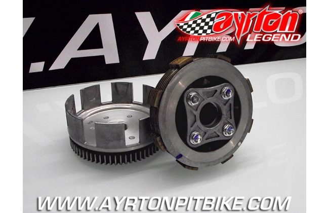 Complete Clutch 6 Discs Yx And Gpx