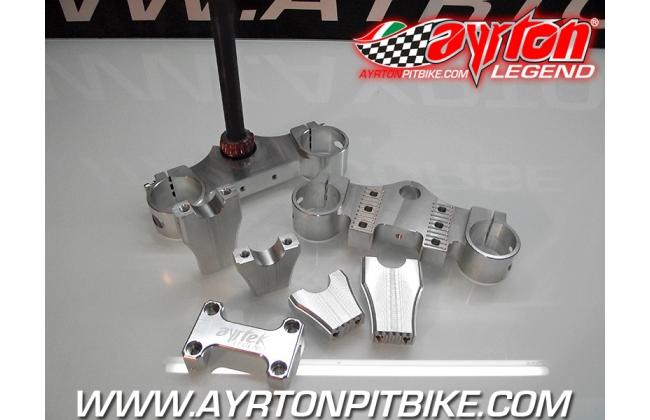 Cnc Steering Plates Kit Lx9 Pro Type
