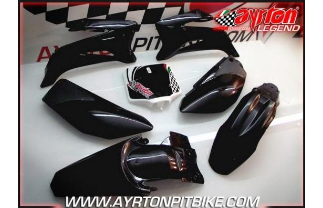 Plastic Kit Ttr Style Pit Bike (optionally Model Lx9